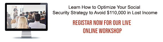 Learn How to Optimize Your Social Security Strategy to Avoid $110,000 in Lost Income